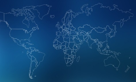 powerpoint world map slider 9